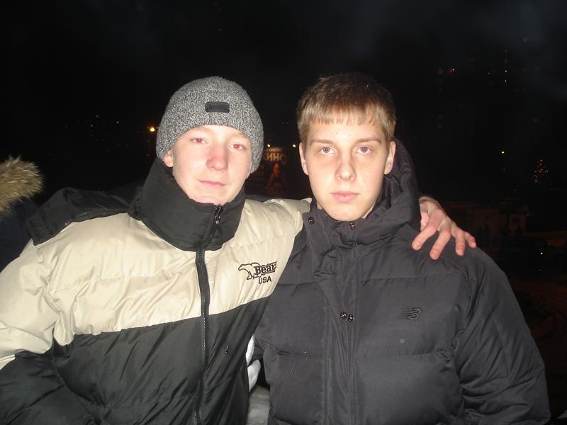 Ser3zhka & D1mka