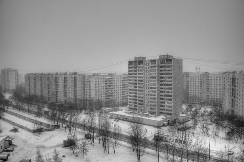 Ул. Плещеева HDR