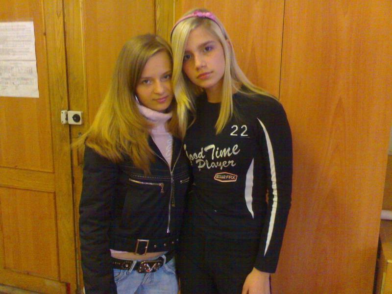 Me &  Лилька=)
