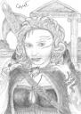 Sonya the Sorceress.Magic of Water.