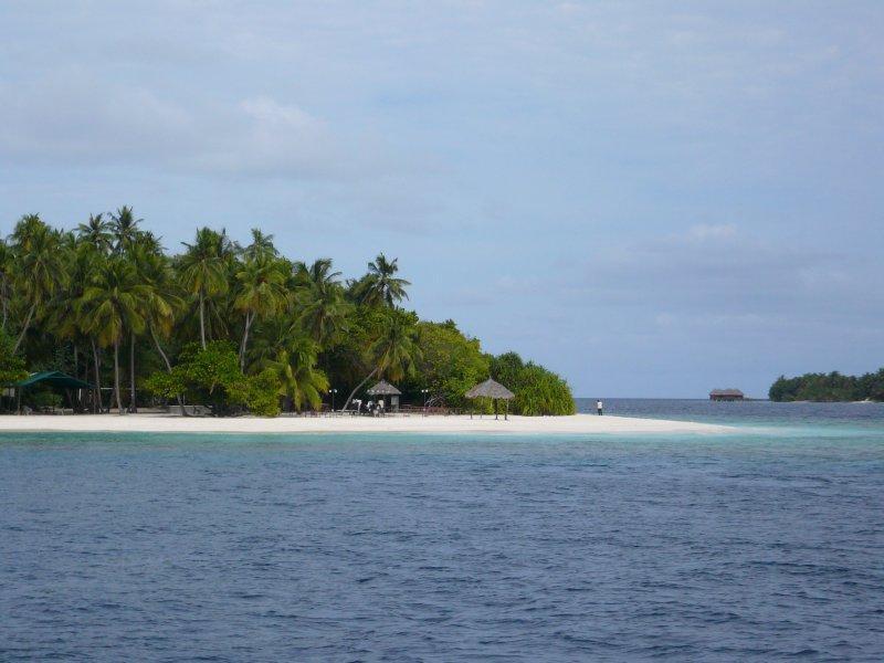 Остров Кудо Бандос